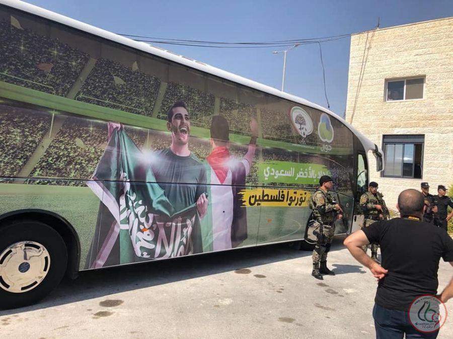 مقال ممتاز: منتخبنا السعودي في فلسطين