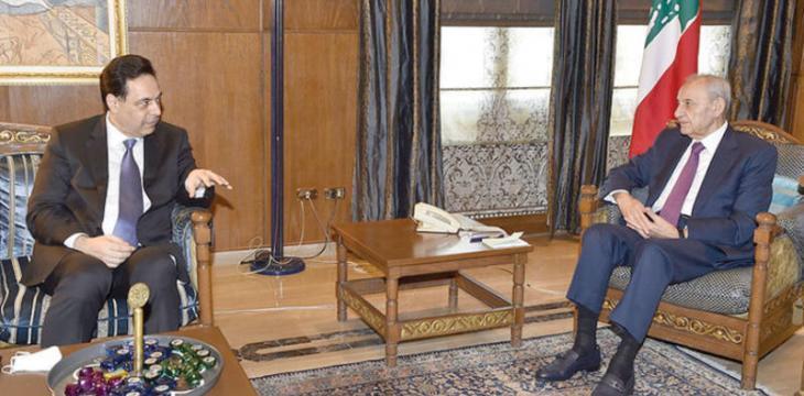 وزير الاقتصاد اللبناني: نحتاج إلى مساعدات خارجية