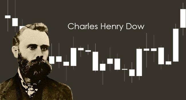 نظرية داو وكيفية تطبيقها في أسواق المال و العملات والسلع