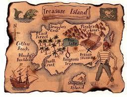 جزيرة الكنز (1)