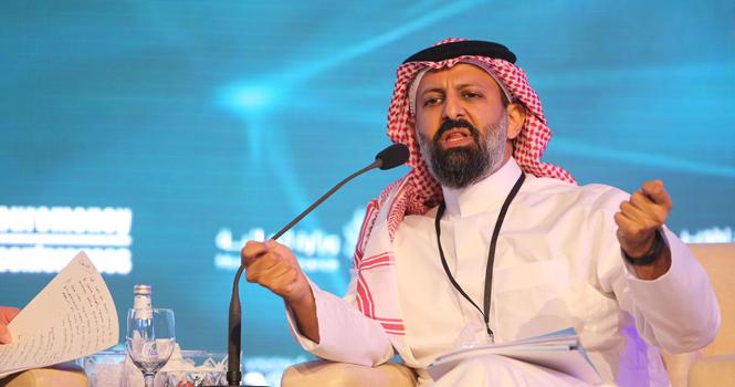 """""""محمد القويز"""" رئيس هيئة السوق المالية"""