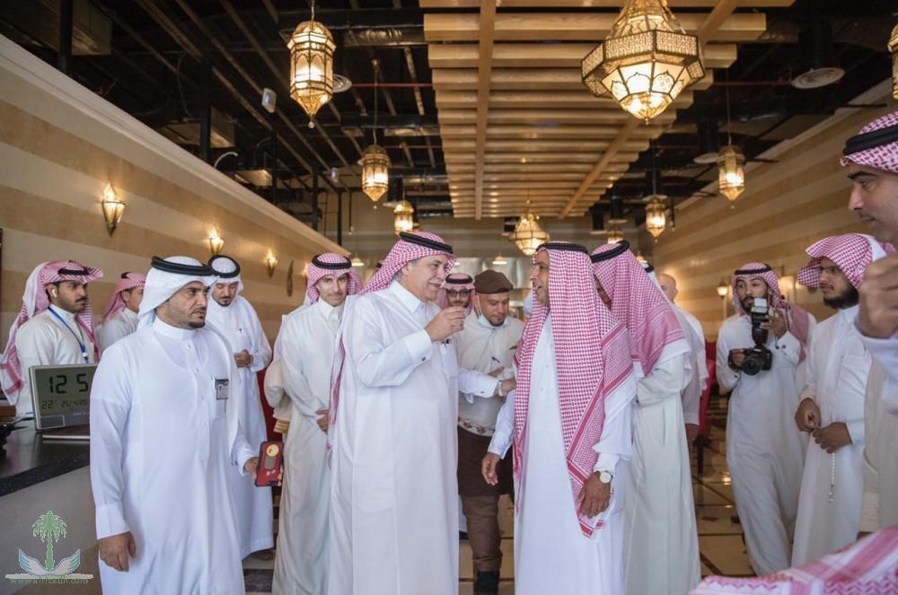 وزير التجارة لـ«الرياض»: المنطقة الشمالية واعدة بوجود الشمال ومنفذ جديد