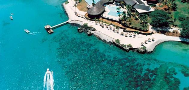 افضل المناطق السياحية في موريشيوس