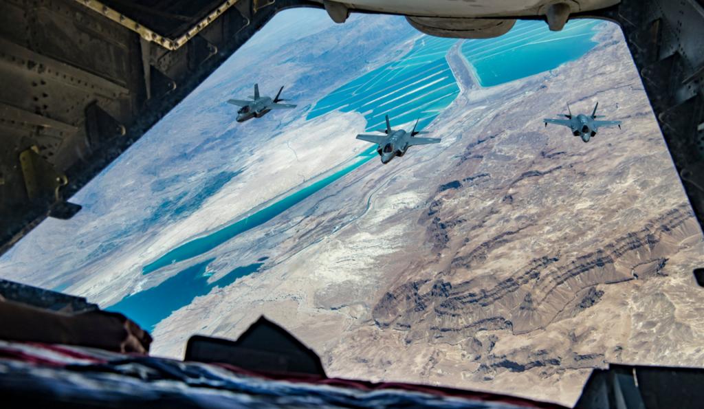 """""""هآرتس"""": إسرائيل تطلب من واشنطن عدم بيع الإمارات طائرات """"أف 35"""""""