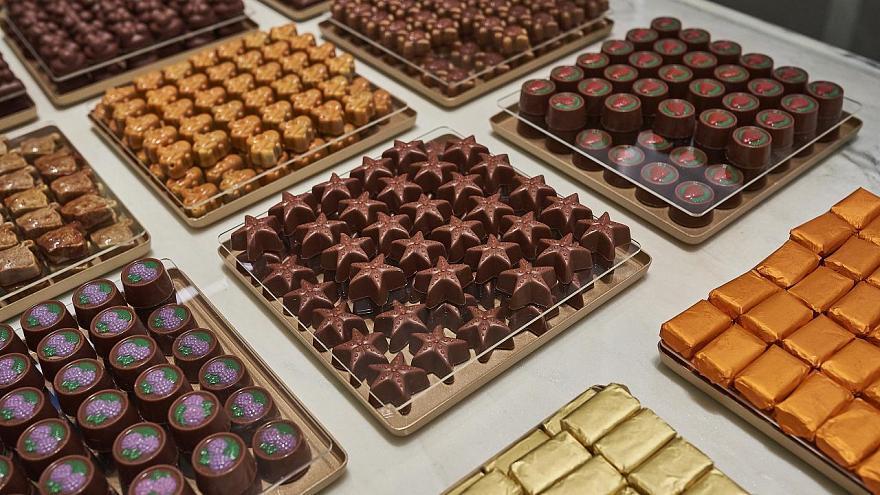 شوكولاته تركية فاخرة