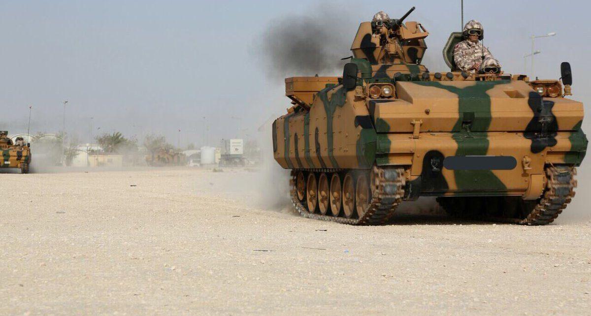 اسلحة القوات التركية والتي صناعة تركية