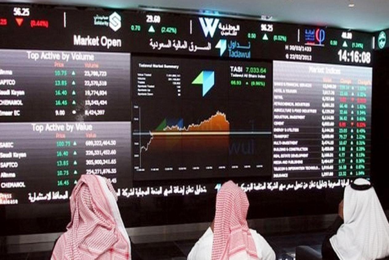 السوق السعودي كيان عظيم في بلد عظيم..