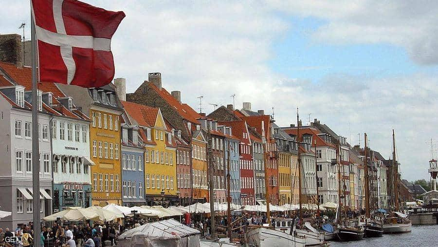 الدنمارك في حالة من الانهيار غير المبلغ عنه سيكونون اقلية