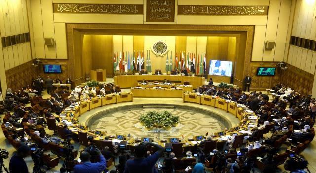 وزراء الخارجيه العرب