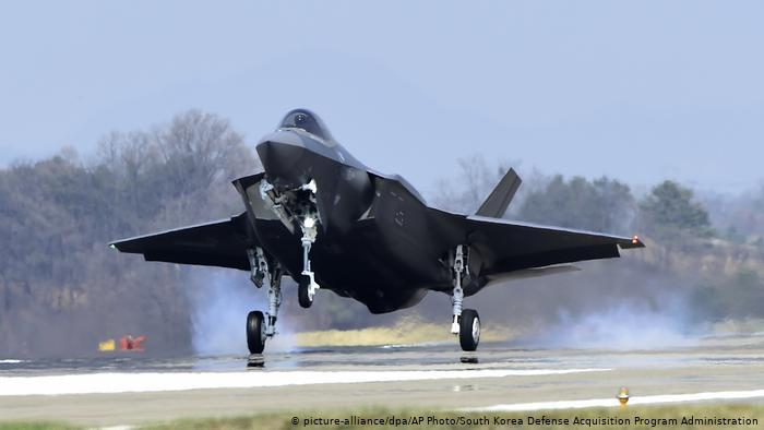 """أول تعليق من كوشنر بشأن حصول الإمارات على مقاتلات """"f-35"""" الأمريكية"""