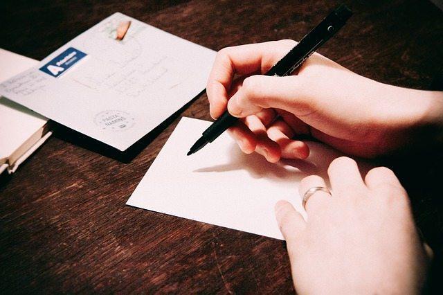 لماذا تكتب وتشارك ؟