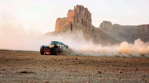 """غدًا.. افتتاح سلسلة سباقات """"إكستريم إي"""" في العلا"""
