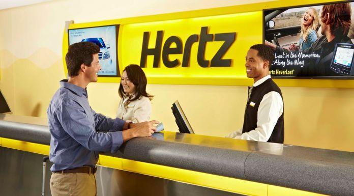 افلاس شركة hertz عملاق تأجير السيارات بالعالم ..