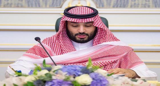 عاجل سمو ولي العهد يتلقى اتصالاً هاتفياً من رئيس الوزراء الباكستاني