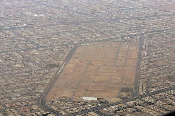 رسوم الاراضي المرحله الثانيه الرياض