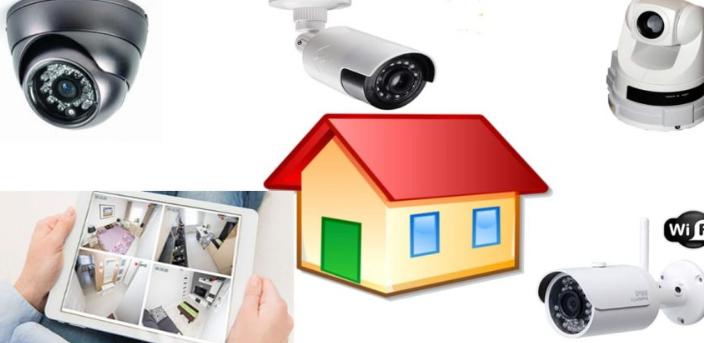 كاميرات مراقبة المنزل... مهمة جداً جداً جداً يا هوامير قبل الخرفشة والطقطقة