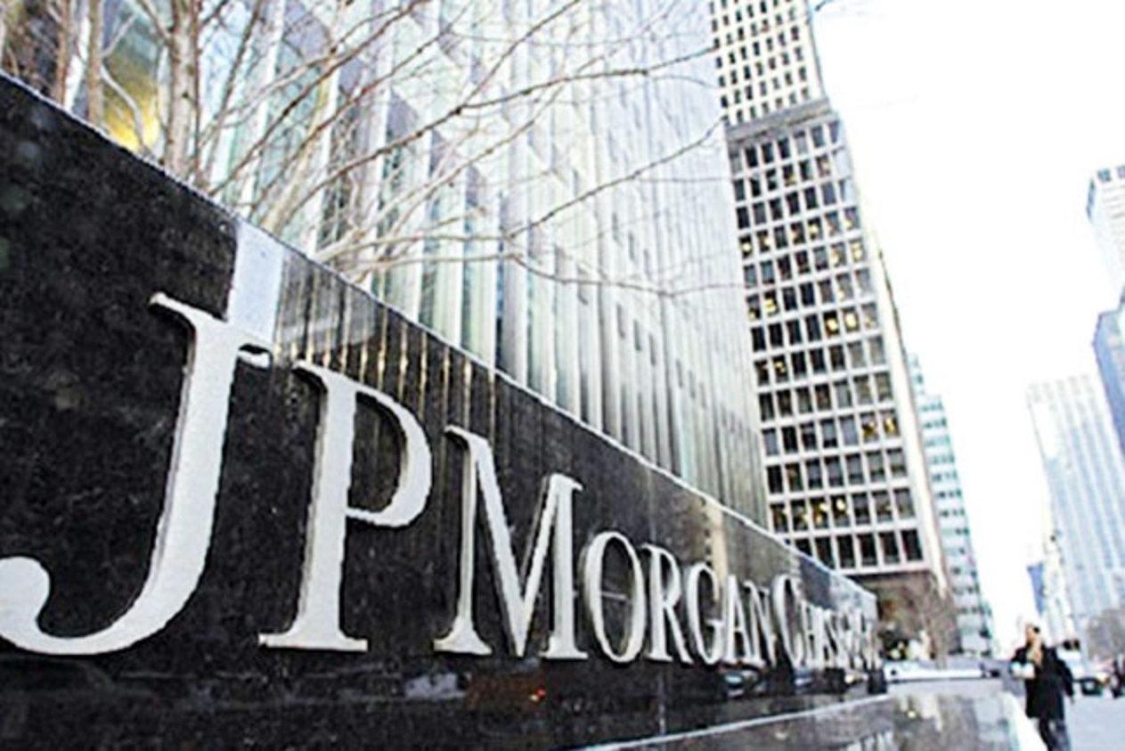 """""""جي.بي.مورجان"""" يحذر من موجة بيعية كبيرة بسوق الأسهم الأمريكية"""