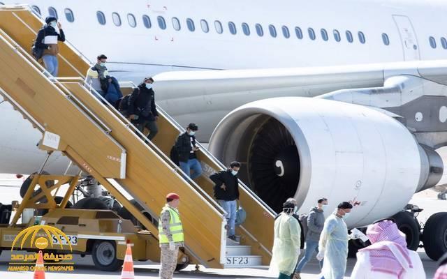 رحلات خاصه لاعادة السعوديين العالقين بالخارج