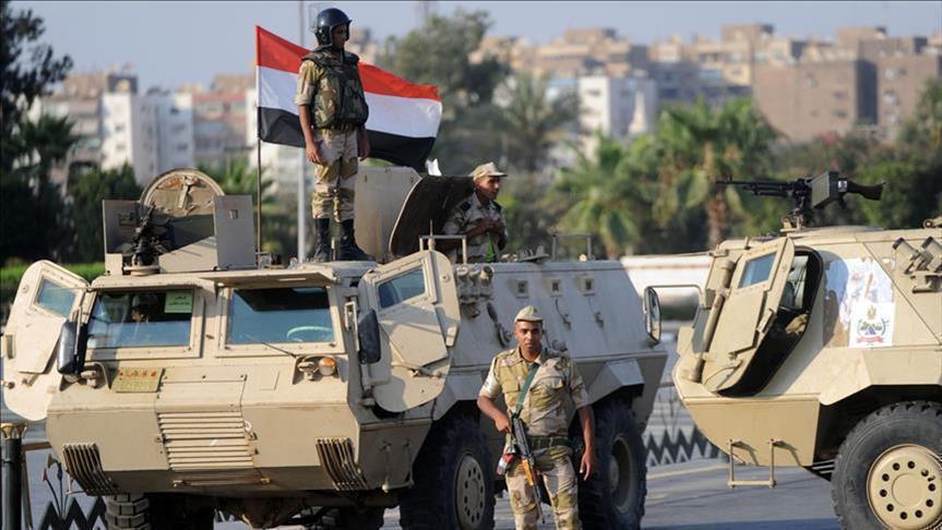 تصفيه ارهابين خططوا لمذبحه اثناء العيد فى مصر