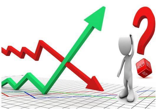 مقارنة بين ارتفاع المؤشر و ارتفاع بعض الشركات