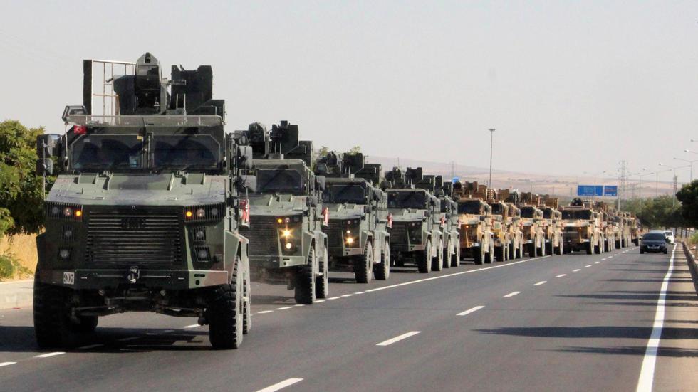 إيــــــران تدين الهجوم التركي السوري على معاقل احزاب ملاحدة الكرد