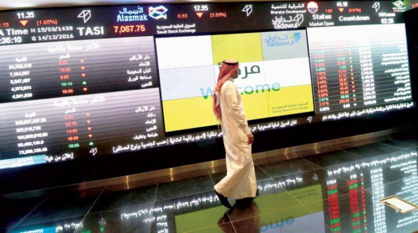 الأجانب ينتهزون تراجع السوق السعودية ويشترون أسهما بـ 1.6 مليار ريال في أسب