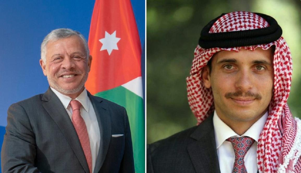 السلطات الأردنية تعتقل الأمير حمزة بن الحسين و20 آخرين