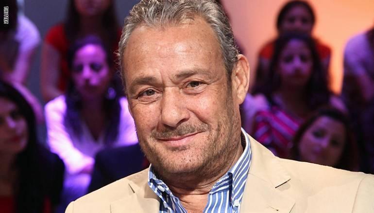 """وفاة الفنان المصري """" فاروق الفيشاوي"""" بعد صراع مع السرطان"""