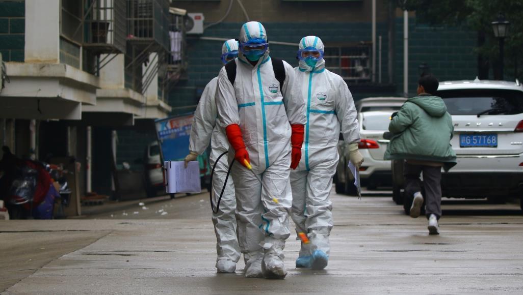 آخر تطورات الوباء المرعب # كورونا ..