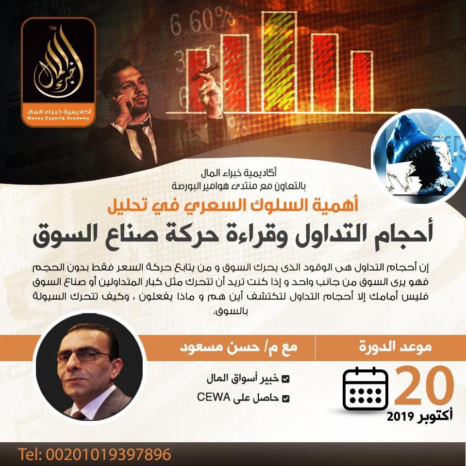 رد: المؤشر العام والاغلاق الاسبوعي 10/10/2019