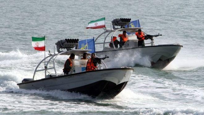 يحبون البراد فلا تستعجلون  ضربة ايران