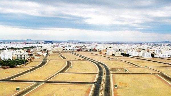 """الإسكان"""" تعلن إصدار رسوم الأراضي البيضاء لحاضرة الدمام للسنة الثالثة"""