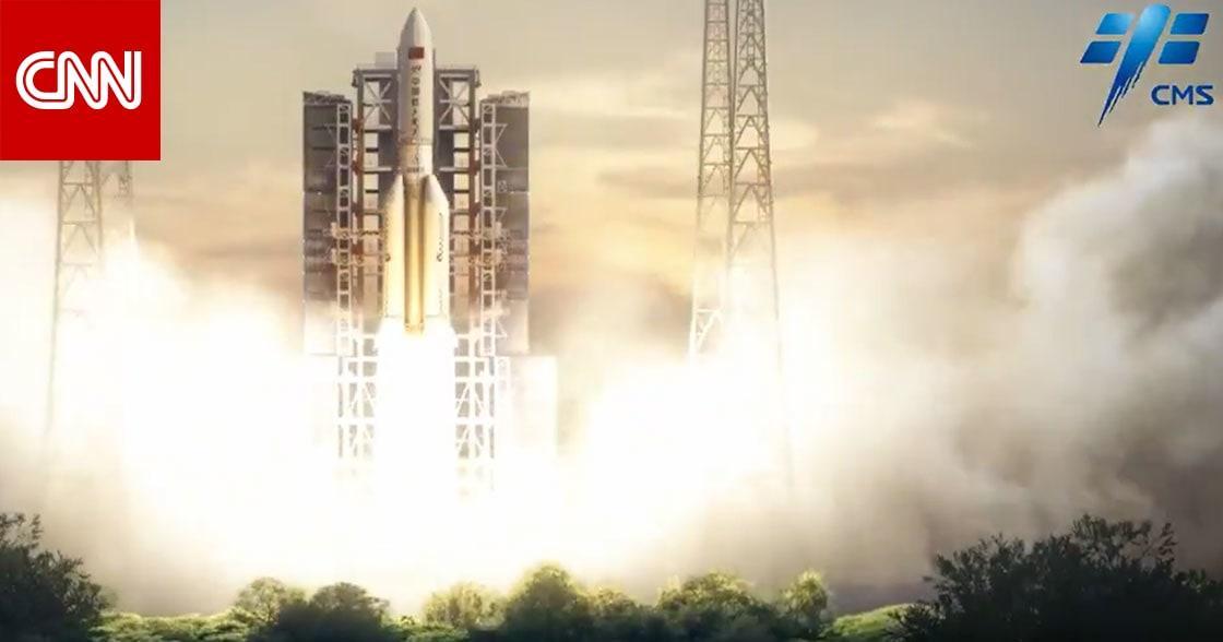 الصاروخ التايه