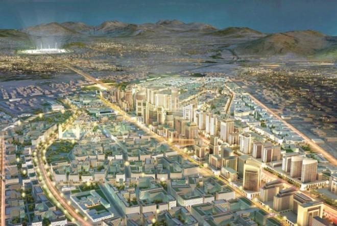 """مدينة المعرفة"""" توقع عقد أعمال تصاميم مشروع بوابة المدينة بقيمة 13.6 مليون ر"""