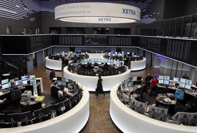 السوق الآوروبي تغلق متباينة بالتزامن مع الجولة الثانية من محادثات